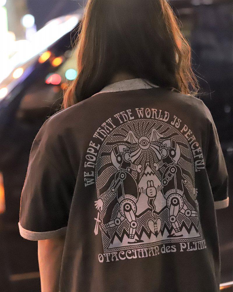 【OTACCIMAN】ワオキツネザルTシャツ〜WAO〜の画像6